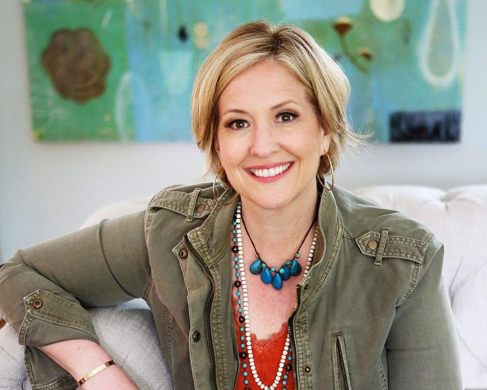 HOW I'M LEARNING FROM RENOWNED RESEARCHER AND STORYTELLER, BRENé BROWN
