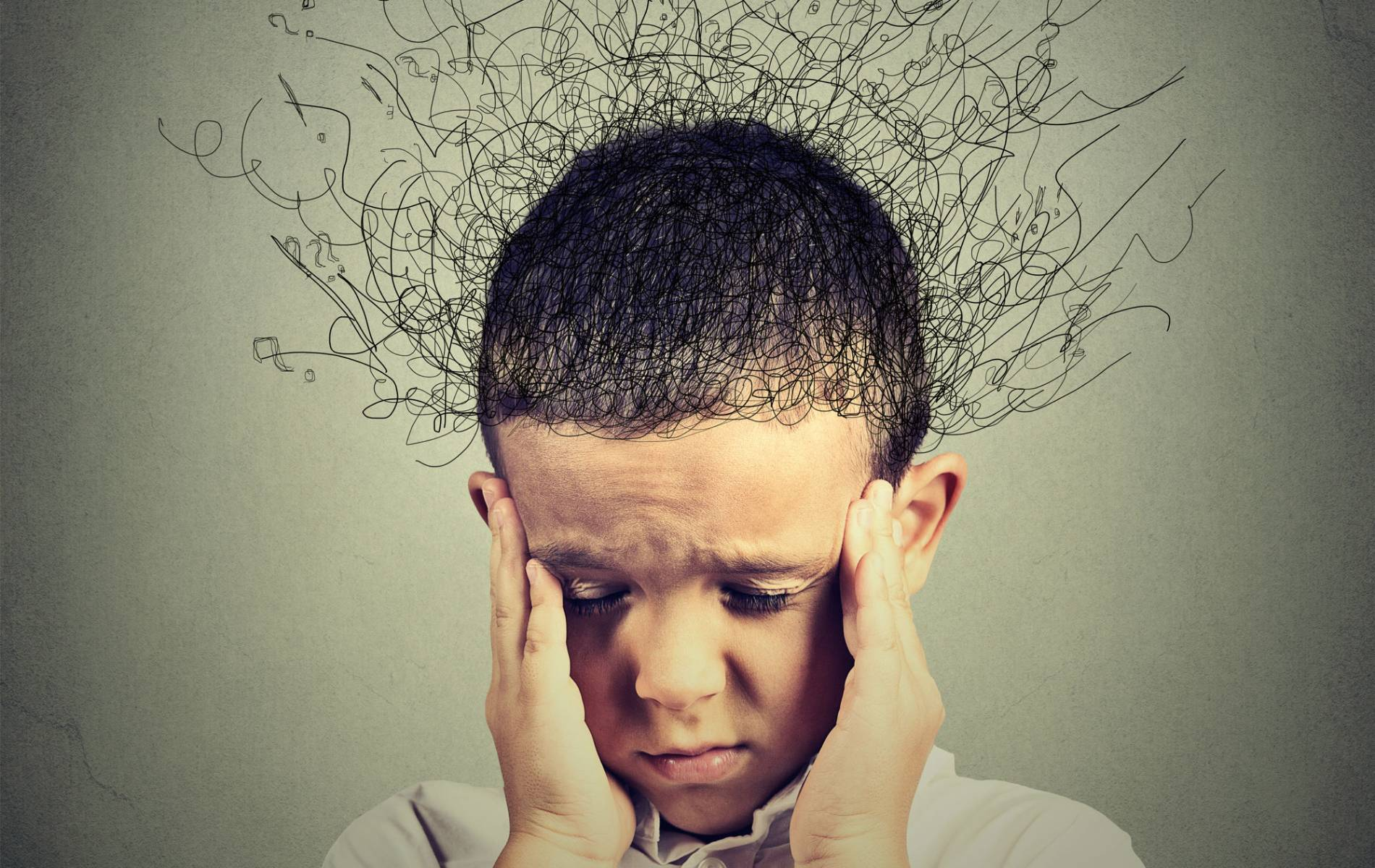 Help your child cope with high anxiety.